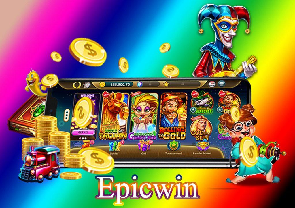 epicwin โปร100